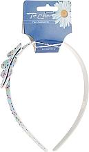 Parfumuri și produse cosmetice Cordeluță de păr, frunză albastră - Top Choice