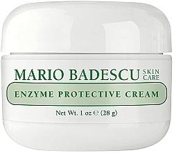 Parfumuri și produse cosmetice Cremă de față - Mario Badescu Enzyme Protective Cream
