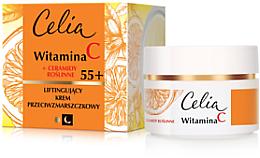 Parfumuri și produse cosmetice Cremă cu efect lifting de zi și de noapte - Celia Witamina C
