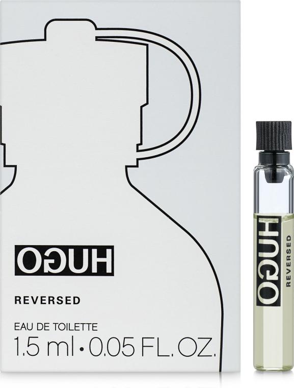 Hugo Boss Hugo Reversed - Apă de toaletă (mostră)