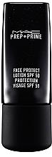 Parfumuri și produse cosmetice Bază de machiaj SPF 50 - MAC Prep+Prime Face protect SPF 50