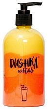 """Parfumuri și produse cosmetice Săpun lichid """"Frappe de nectarine"""" - Dushka"""