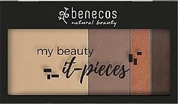 Parfumuri și produse cosmetice Paletă de machiaj - Benecos It-Pieces Freaking Hot Palette Refill (rezervă)