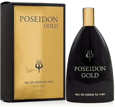 Instituto Español Poseidon Gold - Apă de toaletă