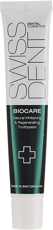 Pastă de dinți - SWISSDENT Biocare Wellness For Teeth And Gums Toothcream — Imagine N3