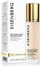 Parfumuri și produse cosmetice Emulsie pentru față - Jose Eisenberg First Wrinkles Tender Emulsion