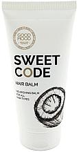 Parfumuri și produse cosmetice Balsam nutritiv cu ulei de cocos pentru păr - Good Mood Sweet Code Hair Balm