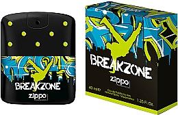 Parfumuri și produse cosmetice Zippo BreakZone for Him - Apă de toaletă