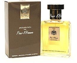 Parfumuri și produse cosmetice Jacques Fath Pour L`Homme - Apă de toaletă