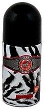 Parfumuri și produse cosmetice Cuba Jungle Zebra - Deodorant roll-on
