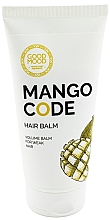 Parfumuri și produse cosmetice Balsam volumizant cu extract de mango pentru păr - Good Mood Mango Code Hair Volume Balm