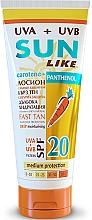 Parfumuri și produse cosmetice Lotiune de protecție solară cu pantenol SPF 20 - Sun Like Sunscreen Lotion Panthenol