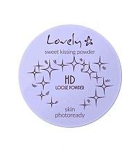 Parfumuri și produse cosmetice Pudra de față - Lovely HD Loose Powder