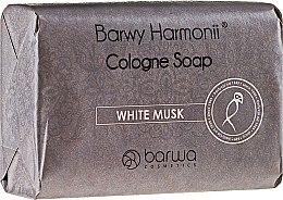 Parfumuri și produse cosmetice Săpun cu extract de mosc alb - Barwa Harmony White Musk Soap