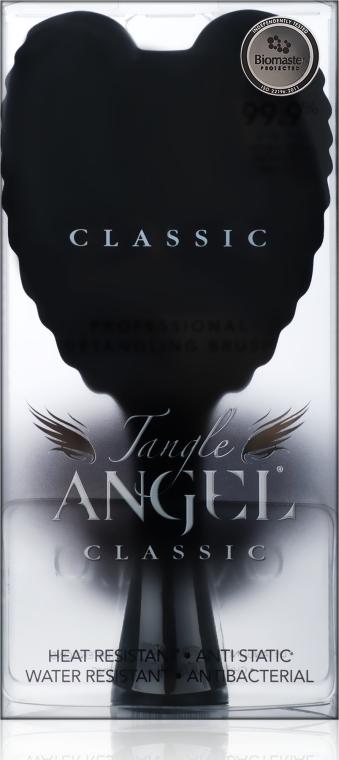 Pieptene pentru păr - Tangle Angel Classic Black — Imagine N3