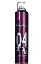 Parfumuri și produse cosmetice Lac de păr cu fixare puternică - Salerm Pro Line Strong Lac