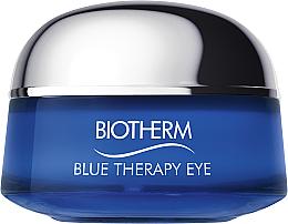 Parfumuri și produse cosmetice Cremă pentru zona ochilor - Biotherm Blue Therapy Eye
