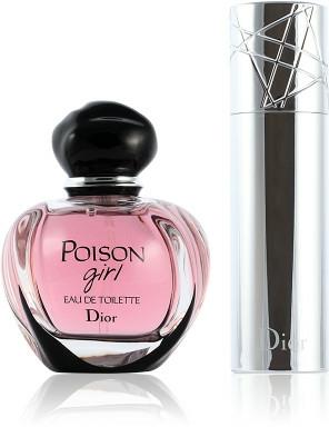 Dior Poison Girl - Set (edt/50ml + edt/10ml) — Imagine N2