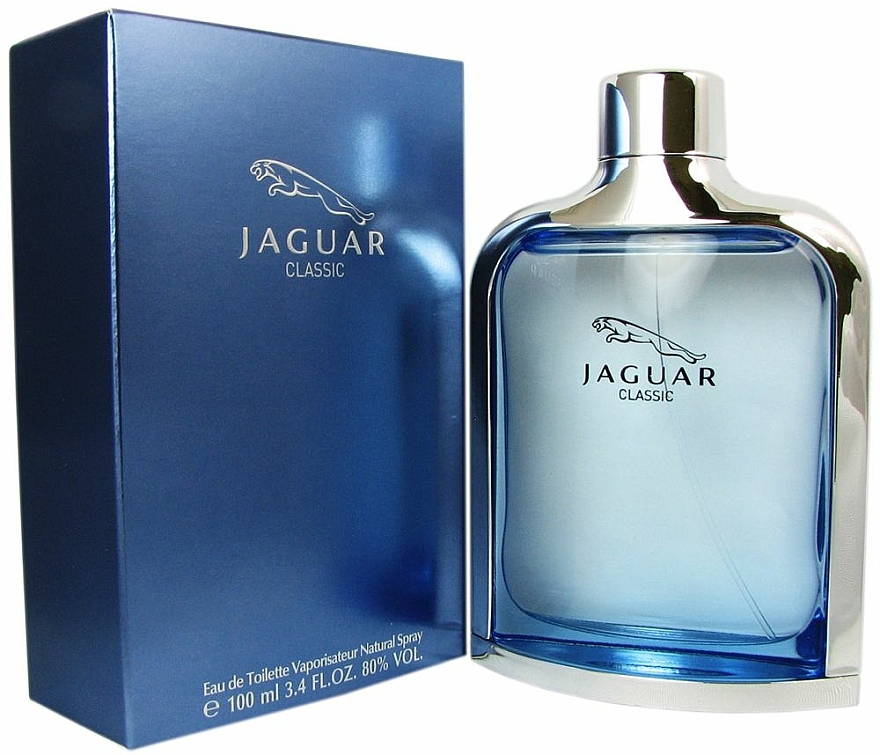 Jaguar Classic - Apă de toaletă