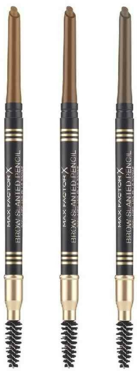 Creion pentru sprâncene - Max Factor Brow Slanted Pencil Blond — Imagine N4