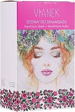 Parfumuri și produse cosmetice Set - Vianek (f/oil/150ml + f/cleanser/1pcs)