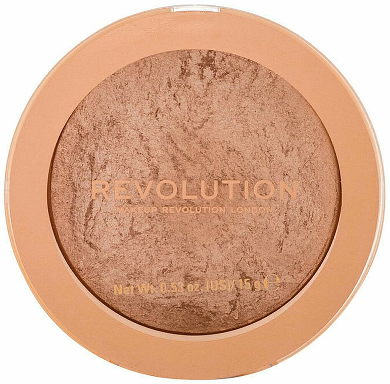 Bronzer pentru față - Makeup Revolution Reloaded Powder Bronzer