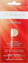 """Parfumuri și produse cosmetice Mască tonifiantă pentru față """"Energie"""" - Dermika Energizing and Moisturizing Mask"""
