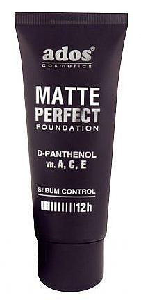 Fond de ten mat - Ados Matte Perfect Foundation