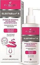 Parfumuri și produse cosmetice Tratament revitalizant pentru păr vopsit, deteriorat și uscat - Floslek ElestaBion R