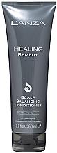 Parfumuri și produse cosmetice Balsam regenerant pentru păr - Lanza Healing Remedy Scalp Balancing Conditioner