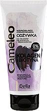 Parfumuri și produse cosmetice Balsam de păr - Delia Cameleo Collagen And Biotin Conditioner