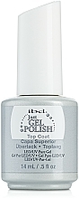 Parfumuri și produse cosmetice Top coat pentru ojă semipermanentă - IBD Just Gel Top Coat