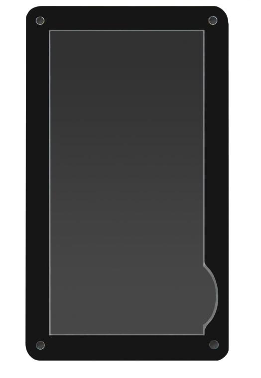 Husă pentru farduri de ochi - Vipera Magnetic Play Zone Medium Satin Palette — Imagine N1