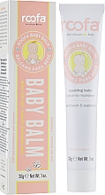 Parfumuri și produse cosmetice Balsam cu pantenol și sepitonic pentru copii - Roofa Panthenol & Sepitonic Baby Balm