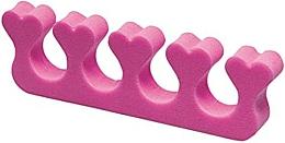 Parfumuri și produse cosmetice Separator degete, roz - Titania