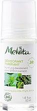 """Parfumuri și produse cosmetice Deodorant """"Protecție 24 de ore"""" - Melvita Body Care Purifyng Deodorant 24 hr Effectiveness"""