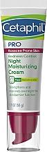 Parfumuri și produse cosmetice Cremă hidratantă de noapte pentru față - Cetaphil Redness Control Night Moisturizing Cream