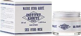 Parfumuri și produse cosmetice Mască de față - Institut Karite Milk Cream Shea Mask