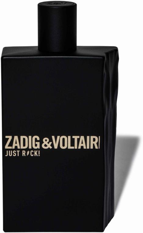 Zadig & Voltaire Just Rock! For Him - Apă de toaletă (tester fără capac) — Imagine N1
