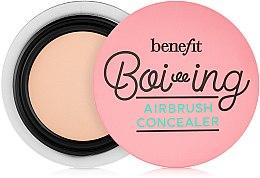 Parfumuri și produse cosmetice Concealer pentru față - Benefit Boi-Ing Airbrush Concealer