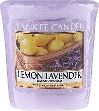 """Parfumuri și produse cosmetice Lumânare parfumată """"Lămâie și Lavandă"""" - Yankee Candle Scented Votive Lemon Lavender"""