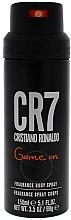 Parfumuri și produse cosmetice Cristiano Ronaldo CR7 Game On - Deodorant spray