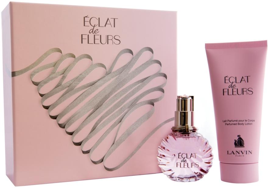 Lanvin Eclat De Fleurs - Set (edp/50ml + b/lot/100ml) — Imagine N1