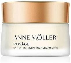 Parfumuri și produse cosmetice Cremă de față - Anne Moller Rosage Crema Extra Rica Spf15