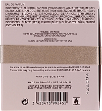 Elie Saab Le Parfum - Set (edp/50ml + pouch)  — Imagine N3