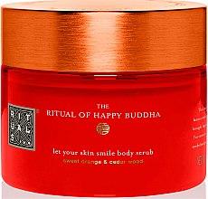 Parfumuri și produse cosmetice Scrub de corp - Rituals The Ritual of Happy Buddha Body Scrub