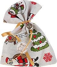Parfumuri și produse cosmetice Pliculeț aromatic, Crăciun, eucalipt - Essencias De Portugal Tradition Charm Air Freshener