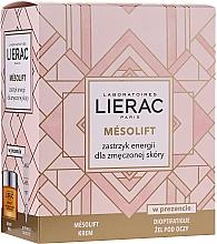 Parfumuri și produse cosmetice Set - Lierac Mesolift (cr/50ml + eye/gel/15ml)