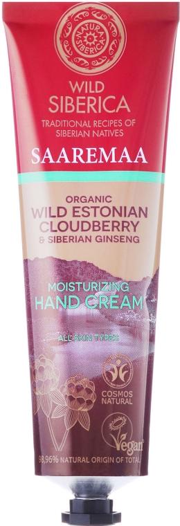 Cremă hidratantă pentru mâini - Natura Siberica Wild Saaremaa Moisturizing Hand Cream — Imagine N2