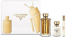 Parfumuri și produse cosmetice Prada La Femme Prada - Set